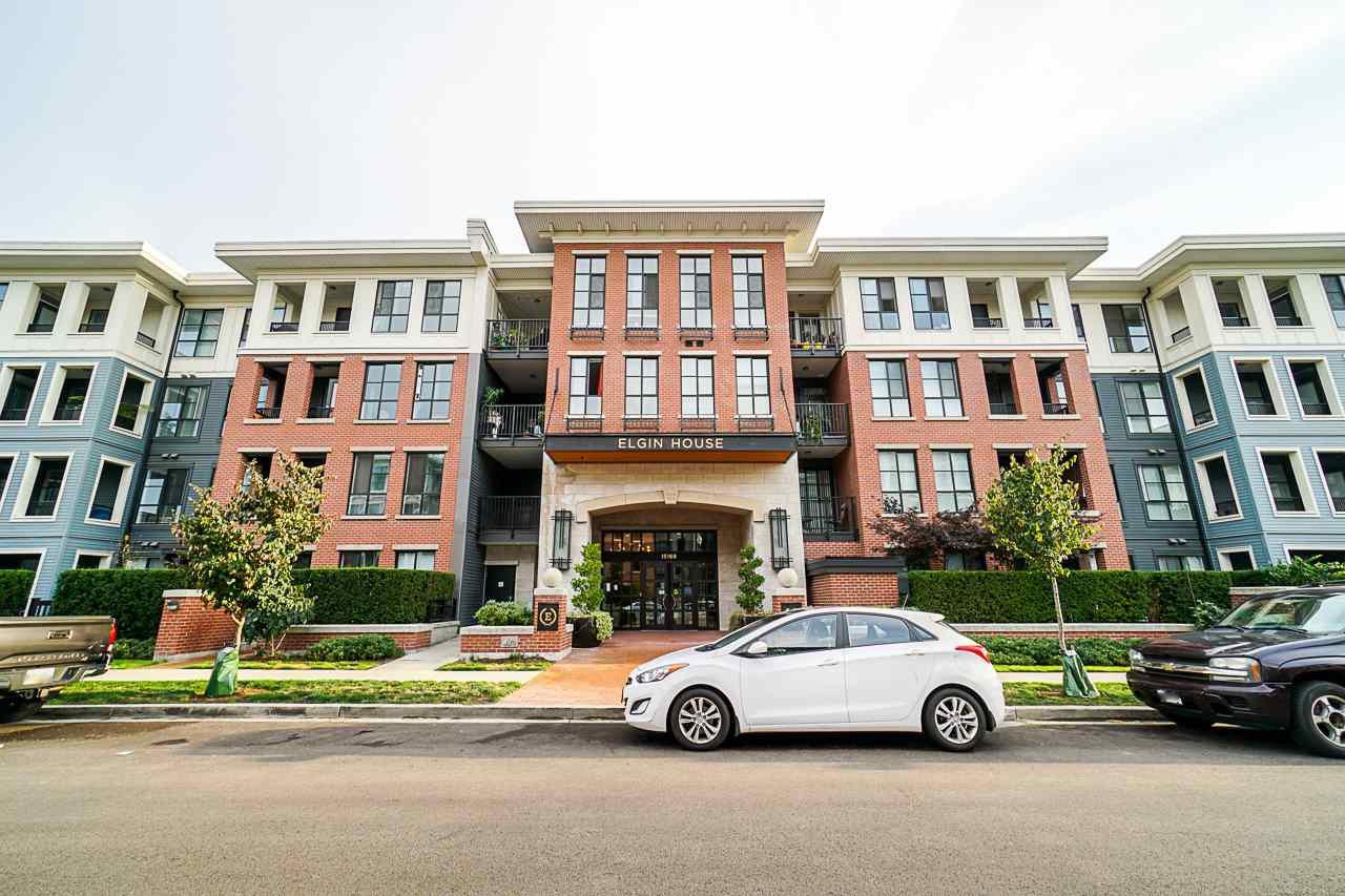 """Main Photo: 416 15168 33 Avenue in Surrey: Morgan Creek Condo for sale in """"Elgin House"""" (South Surrey White Rock)  : MLS®# R2403488"""