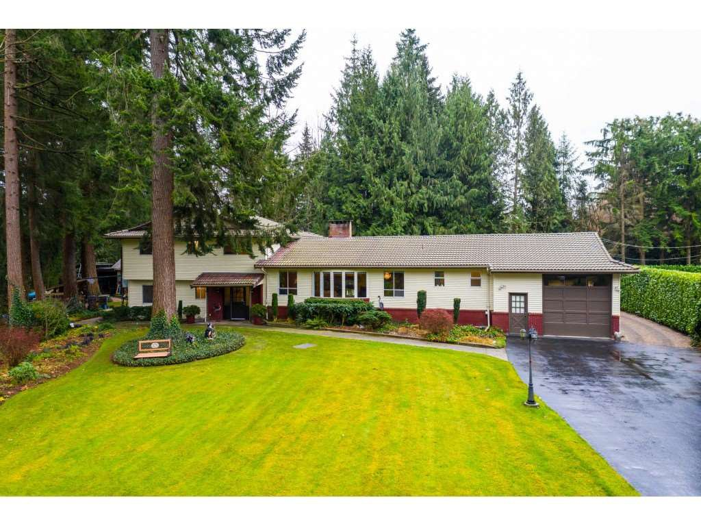 """Main Photo: 24322 55 Avenue in Langley: Salmon River House for sale in """"Salmon River"""" : MLS®# R2522391"""