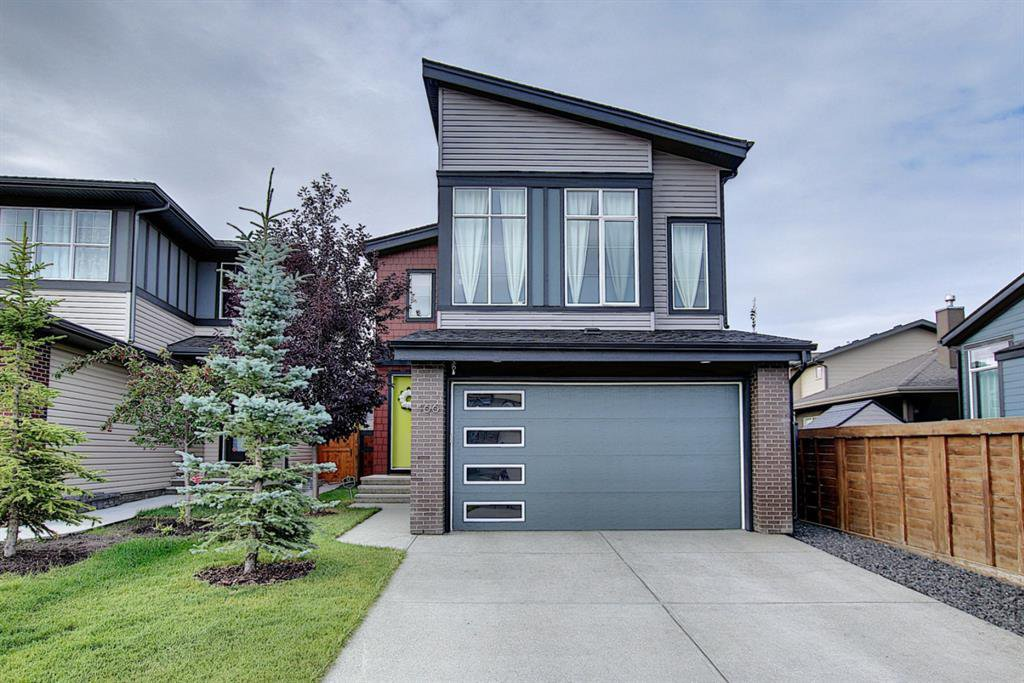 Main Photo: 166 Walden Park SE in Calgary: Walden Detached for sale : MLS®# A1054574