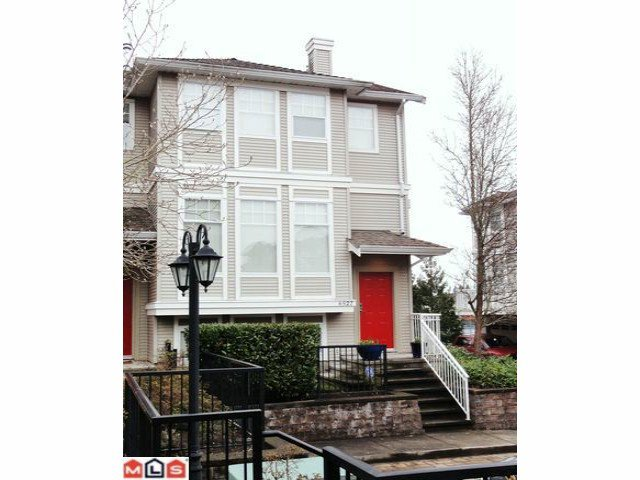 "Main Photo: 6527 121A Street in Surrey: West Newton Townhouse for sale in ""HATFIELD PARK ESTATES"" : MLS®# F1115710"