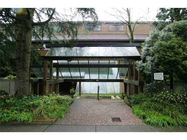 """Main Photo: 316 1345 W 15TH Avenue in Vancouver: Fairview VW Condo for sale in """"SUNRISE WEST"""" (Vancouver West)  : MLS®# V884046"""
