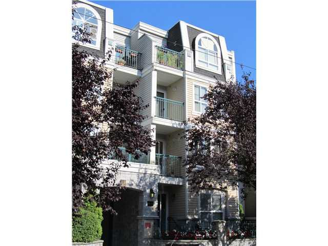 "Main Photo: 402 3278 HEATHER Street in Vancouver: Cambie Condo for sale in ""HEATHERSTONE"" (Vancouver West)  : MLS®# V906355"
