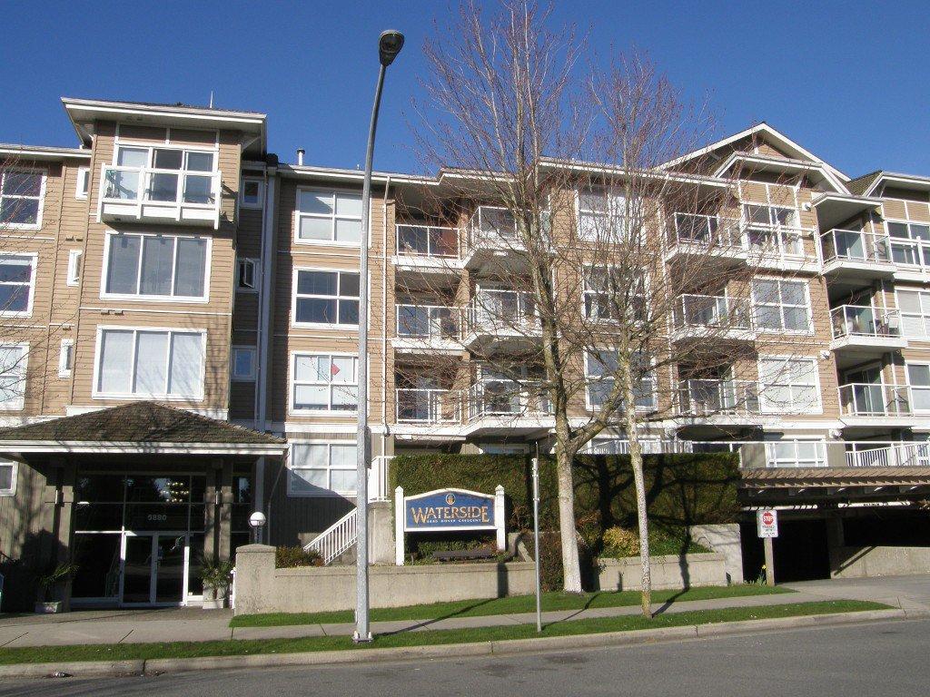 """Photo 2: Photos: 236 5880 DOVER Crescent in Richmond: Riverdale RI Condo for sale in """"WATERSIDE"""" : MLS®# V1104852"""