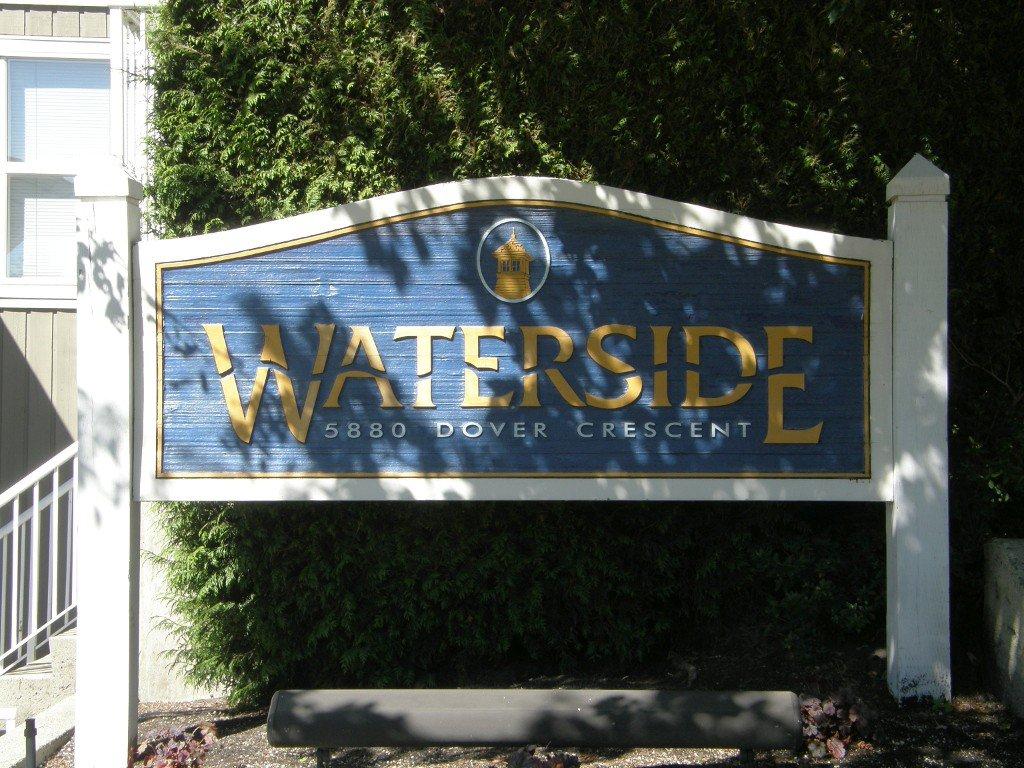 """Photo 17: Photos: 236 5880 DOVER Crescent in Richmond: Riverdale RI Condo for sale in """"WATERSIDE"""" : MLS®# V1104852"""