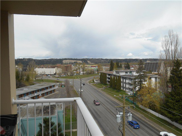 Photo 2: Photos: 701 1501 QUEENSWAY Street in Prince George: Millar Addition Condo for sale (PG City Central (Zone 72))  : MLS®# N245045