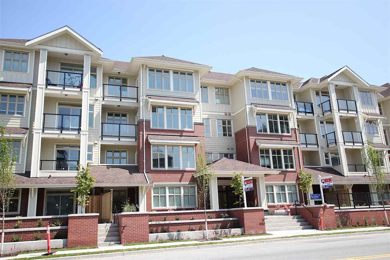 "Main Photo: 109 2330 SHAUGHNESSY Street in Port Coquitlam: Central Pt Coquitlam Condo for sale in ""AVANTI ON SHAUGHNESSY"" : MLS®# R2030249"