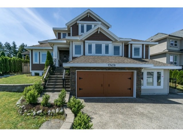 "Main Photo: 17428 103A Avenue in Surrey: Fraser Heights House for sale in ""Fraser Heights"" (North Surrey)  : MLS®# R2069360"
