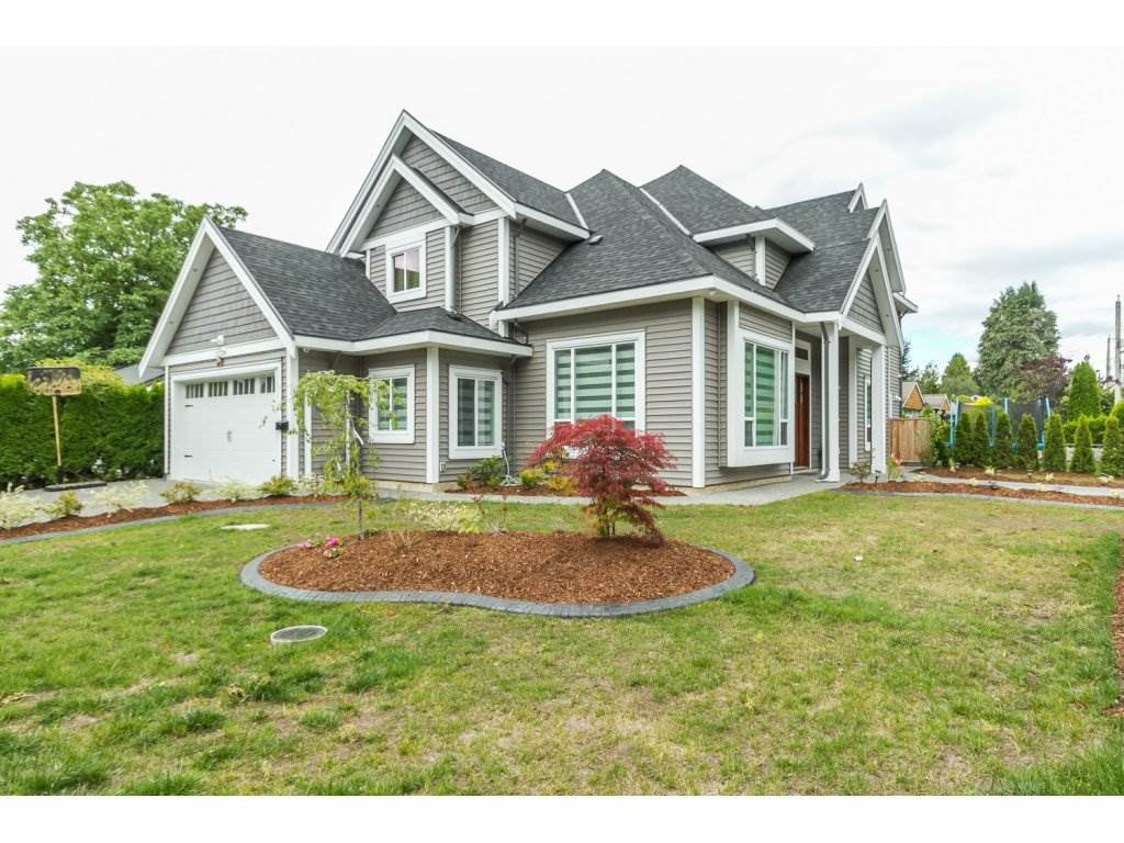 Main Photo: 2153 EBONY Street in Abbotsford: Central Abbotsford House for sale : MLS®# R2093755