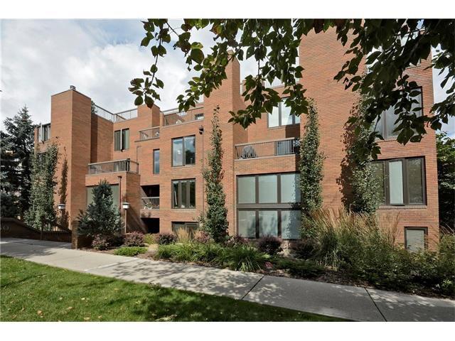 Main Photo: 205 350 4 Avenue NE in Calgary: Crescent Heights Condo for sale : MLS®# C4078438