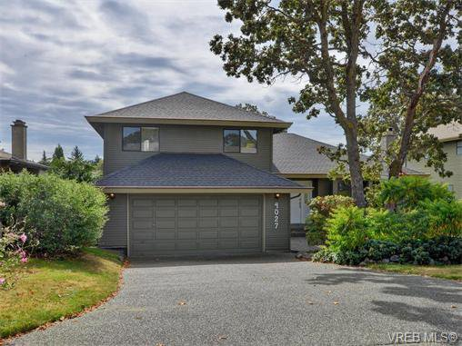 Main Photo: 4027 Hopesmore Drive in VICTORIA: SE Mt Doug Single Family Detached for sale (Saanich East)  : MLS®# 370200