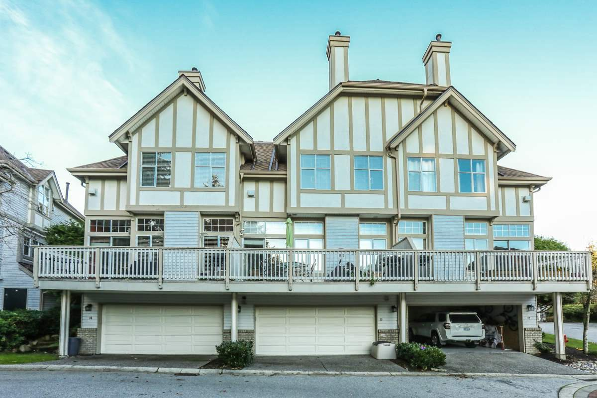 """Main Photo: 14 1 ASPENWOOD Drive in Port Moody: Heritage Woods PM Townhouse for sale in """"SUMMIT POINTE"""" : MLS®# R2132042"""