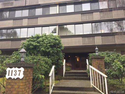Main Photo: 402 1137 View St in VICTORIA: Vi Downtown Condo for sale (Victoria)  : MLS®# 749379