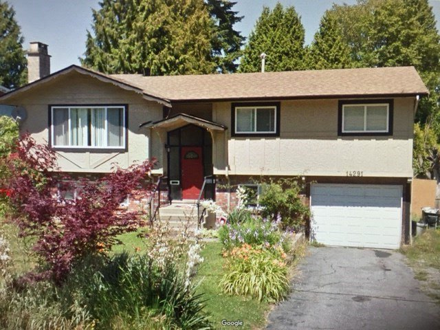 Main Photo: 14291 GLADSTONE Drive in Surrey: Bolivar Heights House for sale (North Surrey)  : MLS®# R2144518