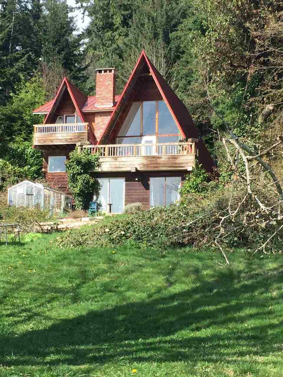 Main Photo: 2477 MILLINER Road: Roberts Creek House for sale (Sunshine Coast)  : MLS®# R2155266