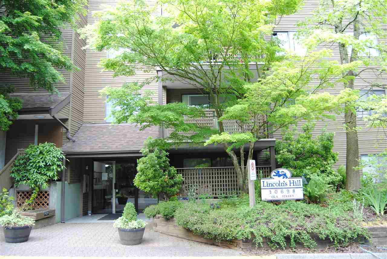 """Main Photo: 115 10698 151A Street in Surrey: Guildford Condo for sale in """"LINCOLN HILL"""" (North Surrey)  : MLS®# R2170867"""