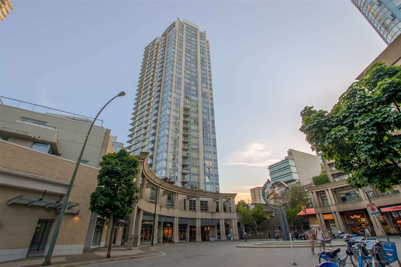 "Main Photo: 1603 188 KEEFER Place in Vancouver: Downtown VW Condo for sale in ""ESPANA"" (Vancouver West)  : MLS®# R2173772"