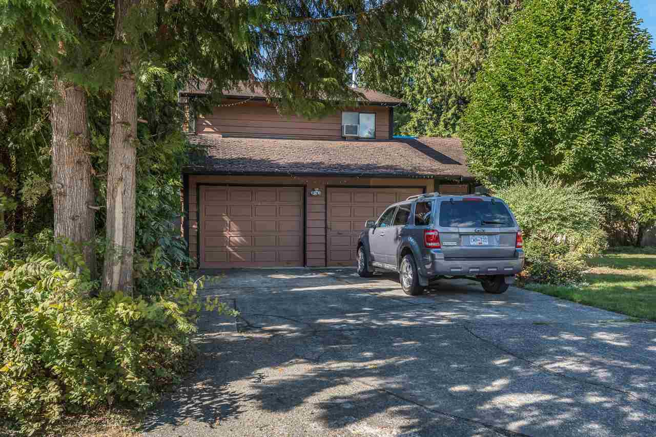Main Photo: 21160 CUTLER Place in Maple Ridge: Southwest Maple Ridge House for sale : MLS®# R2209411