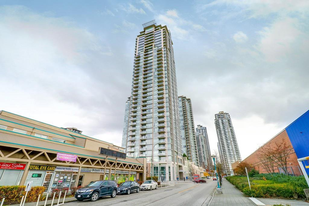 Main Photo: 807 2955 ATLANTIC AVENUE - LISTED BY SUTTON CENTRE REALTY in Coquitlam: North Coquitlam Condo for sale : MLS®# R2221240