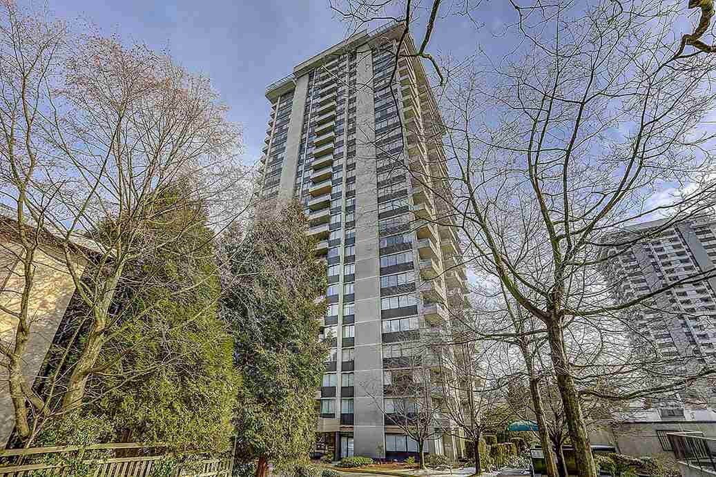 "Main Photo: 905 3970 CARRIGAN Court in Burnaby: Government Road Condo for sale in ""The Harrington"" (Burnaby North)  : MLS®# R2241795"