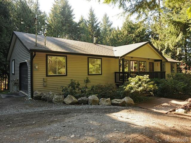 Main Photo: 2158 McKean Rd in VICTORIA: ML Shawnigan House for sale (Malahat & Area)  : MLS®# 695084