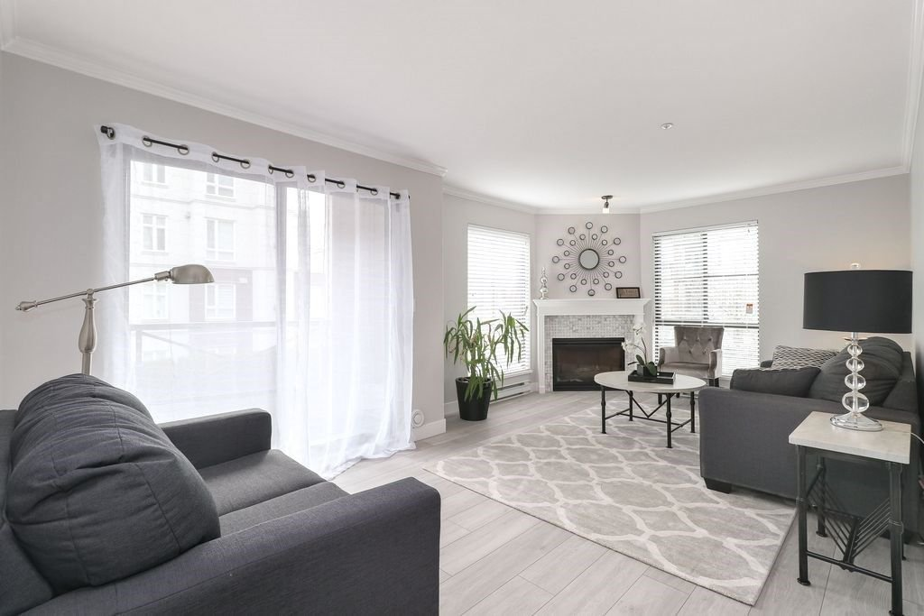 """Main Photo: 210 2357 WHYTE Avenue in Port Coquitlam: Central Pt Coquitlam Condo for sale in """"RIVERSIDE PLACE"""" : MLS®# R2256033"""