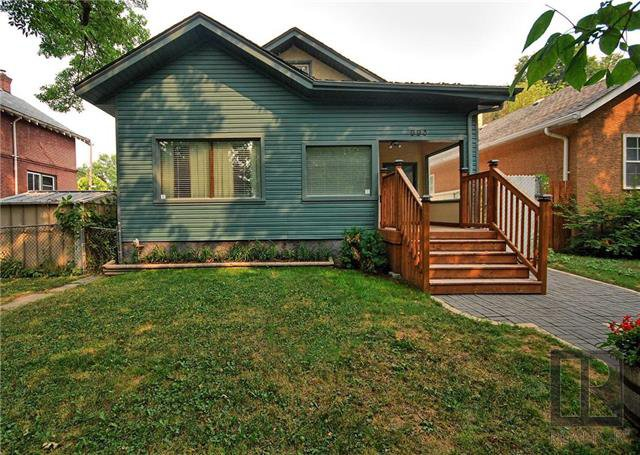 Main Photo: 993 Banning Street in Winnipeg: West End Residential for sale (5C)  : MLS®# 1822807