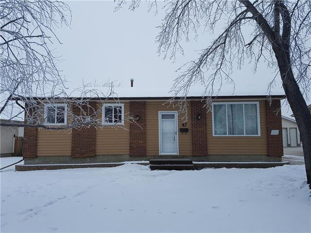 Main Photo: 47 Syracuse Crescent in Winnipeg: Waverley Heights Residential for sale (1L)  : MLS®# 1830120