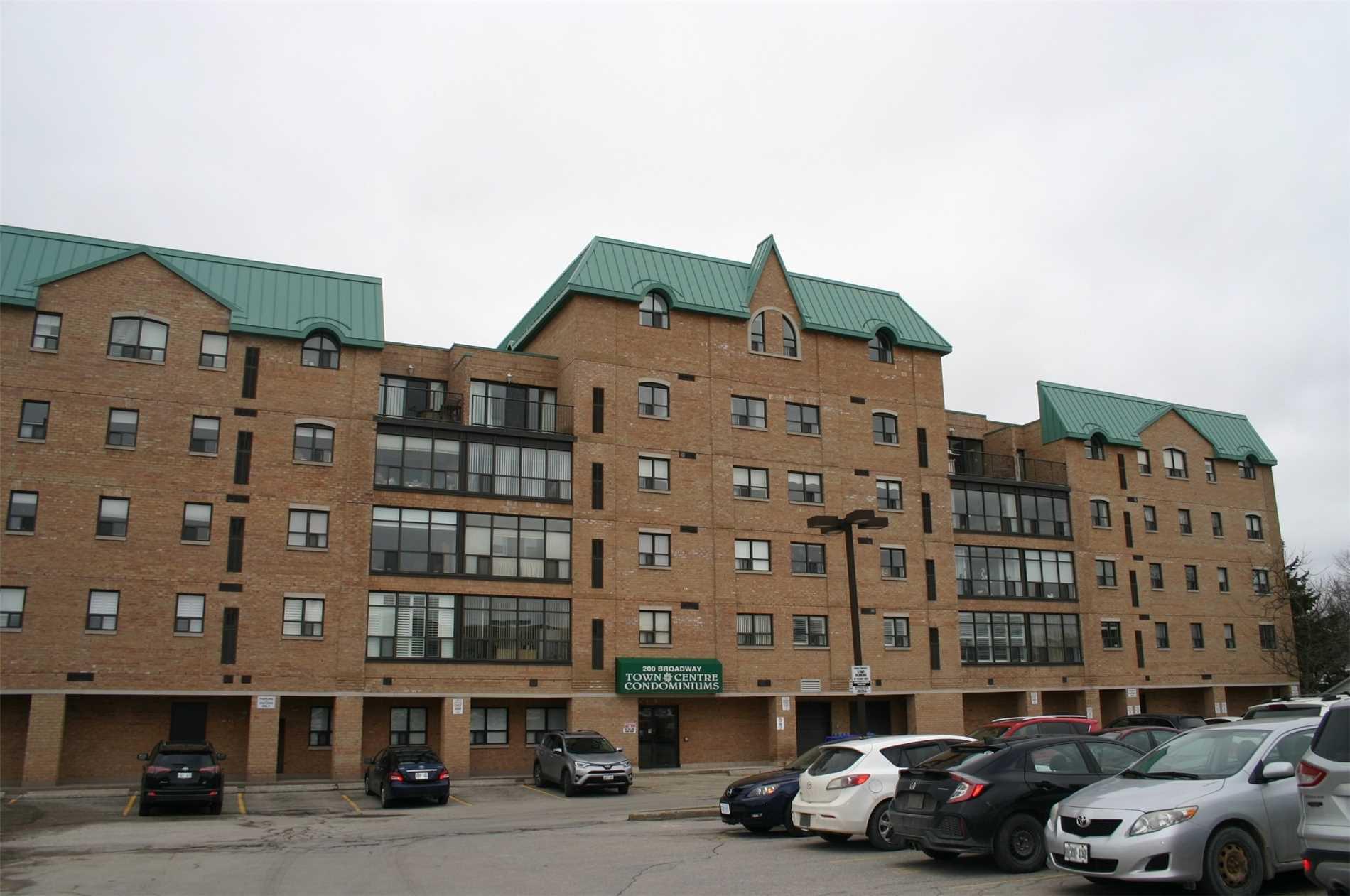 Main Photo: 606 200 Broadway Avenue: Orangeville Condo for lease : MLS®# W4381769