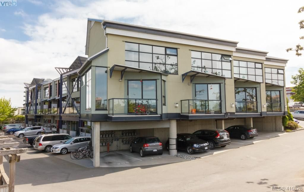 Main Photo: 104 400 Sitkum Rd in VICTORIA: VW Victoria West Condo Apartment for sale (Victoria West)  : MLS®# 814437