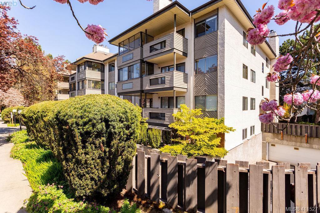 Main Photo: 301 1619 Morrison Street in VICTORIA: Vi Jubilee Condo Apartment for sale (Victoria)  : MLS®# 411527