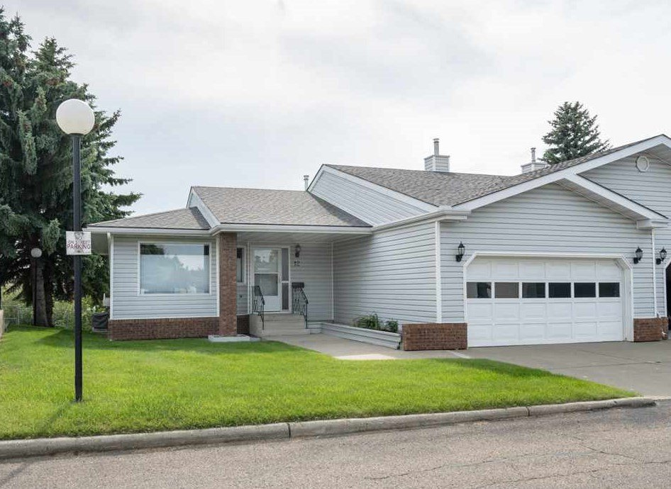 Main Photo: 12 20 GEORGIAN Way: Sherwood Park House Half Duplex for sale : MLS®# E4163478