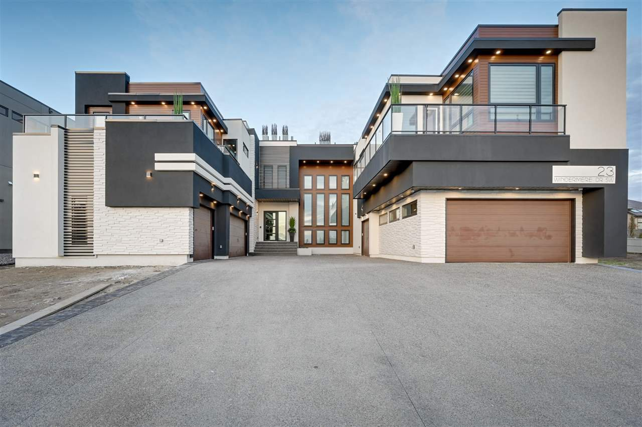 Main Photo: 23 WINDERMERE Drive in Edmonton: Zone 56 House for sale : MLS®# E4173426