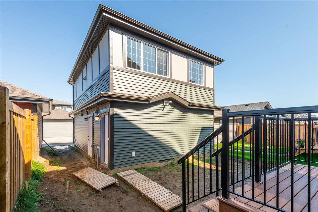 Main Photo: 22136 87 Avenue in Edmonton: Zone 58 House for sale : MLS®# E4174625