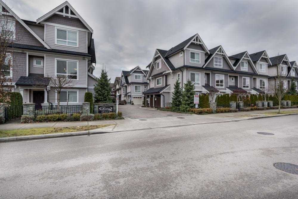 "Main Photo: 18 6199 BIRCH Street in Richmond: McLennan North Townhouse for sale in ""KADINA"" : MLS®# R2423665"