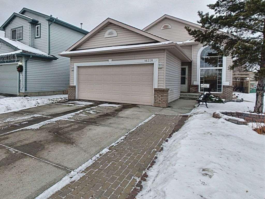 Main Photo: 16328 92 Street in Edmonton: Zone 28 House for sale : MLS®# E4183306
