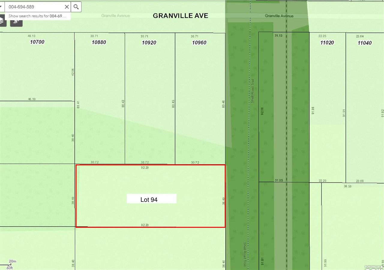 Main Photo: LOT 94 GRANVILLE Avenue in Richmond: East Richmond Land for sale : MLS®# R2451385