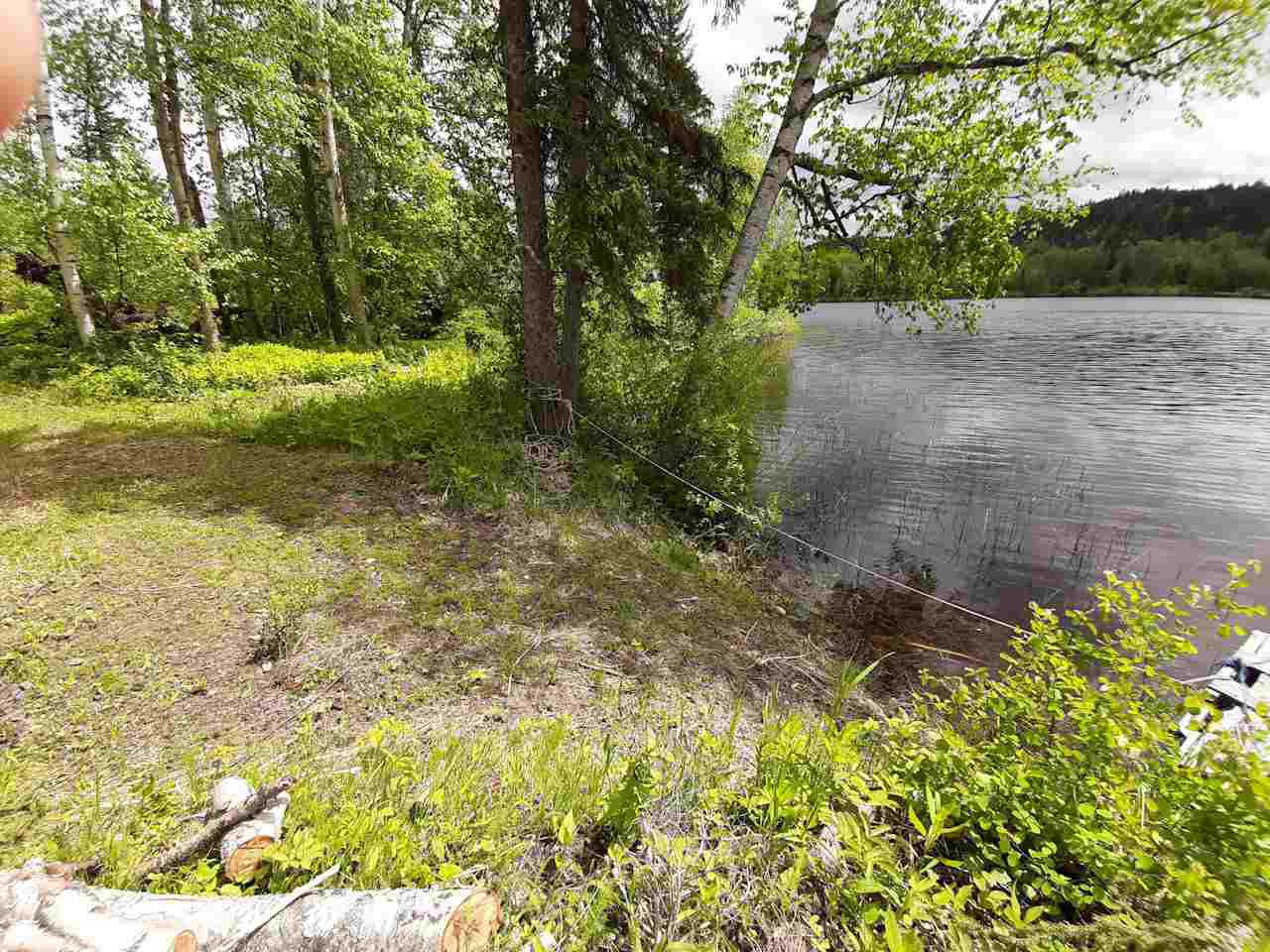 Main Photo: 2661 EAGLE CREEK Road in Canim Lake: Canim/Mahood Lake Land for sale (100 Mile House (Zone 10))  : MLS®# R2455419