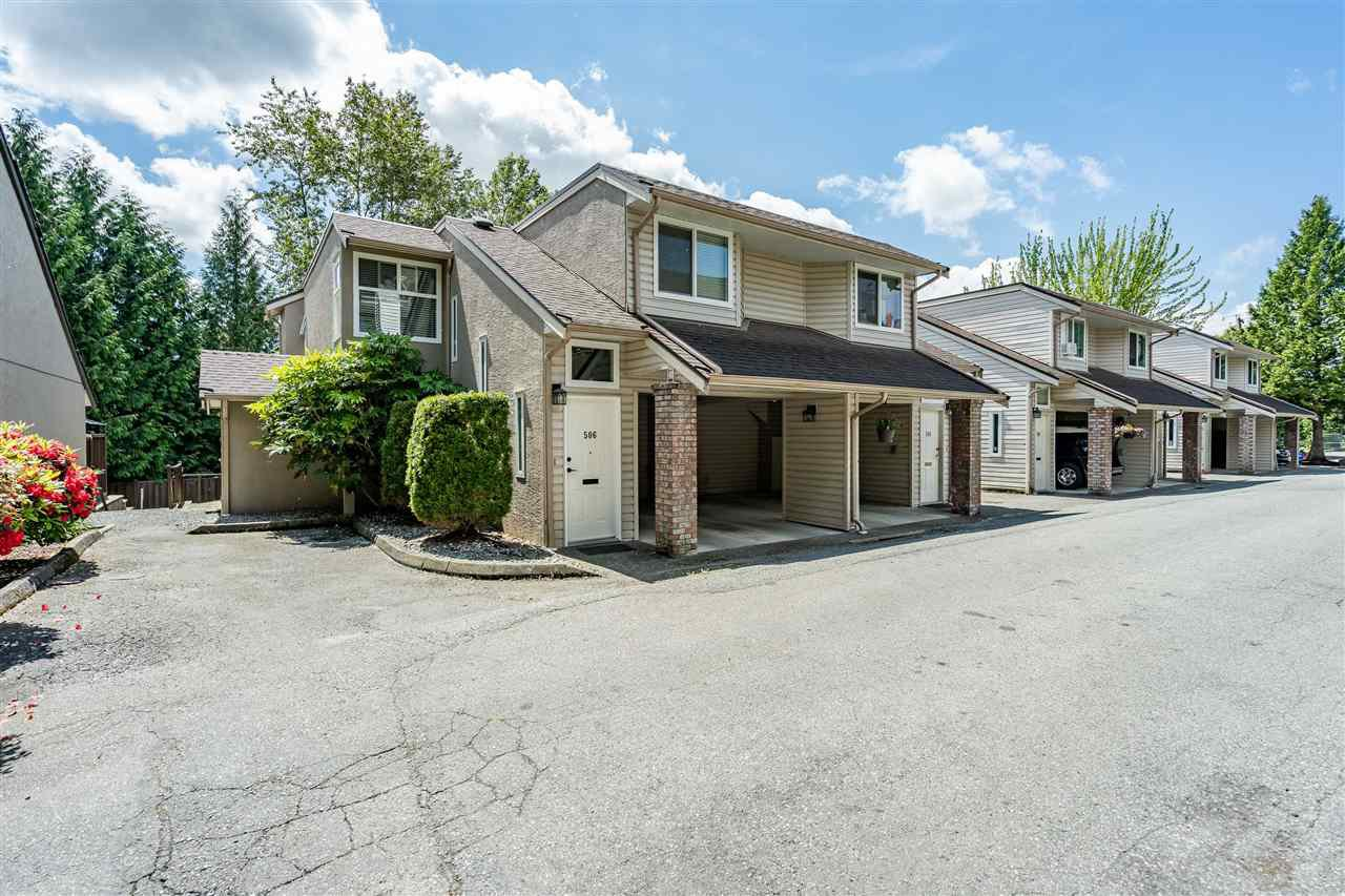 "Photo 2: Photos: 506 11726 225 Street in Maple Ridge: East Central Townhouse for sale in ""Royal Terrace"" : MLS®# R2459104"