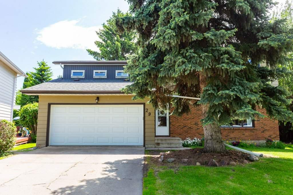 Main Photo: 29 BURNHAM Place: St. Albert House for sale : MLS®# E4208403