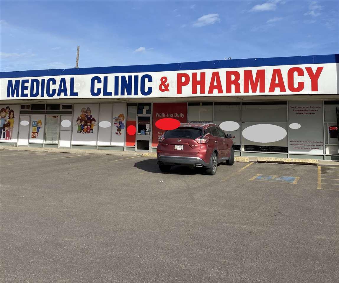 Main Photo: 15506 15506 STONY PLAIN RD NW in Edmonton: Zone 21 Office for lease : MLS®# E4216026