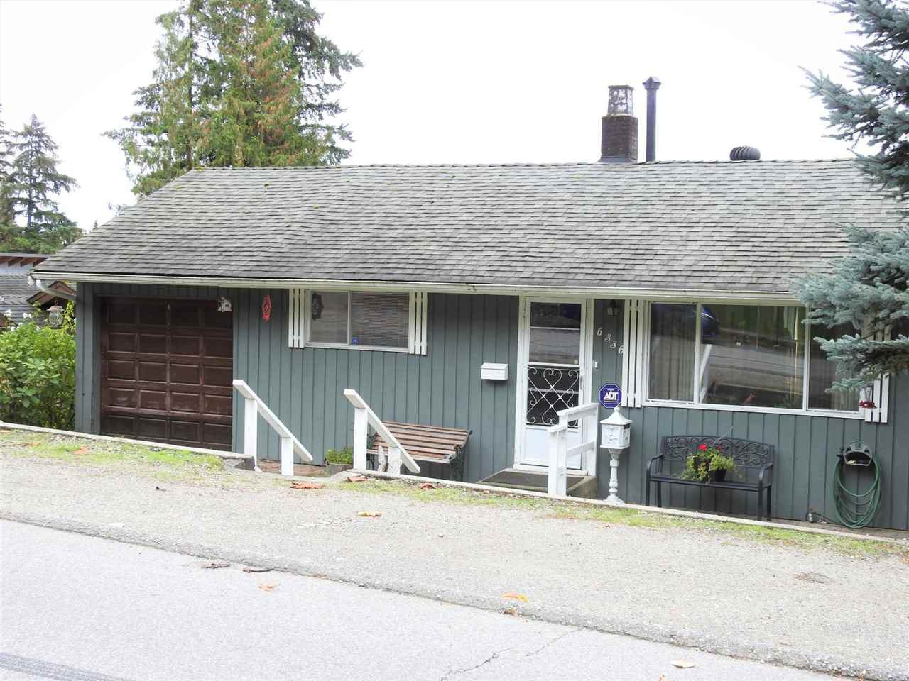 Main Photo: 6336 MARINE Drive in Burnaby: Big Bend House for sale (Burnaby South)  : MLS®# R2507746