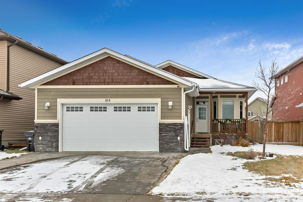 Main Photo: 814 Hampshire Way NE: High River Detached for sale : MLS®# A1049551