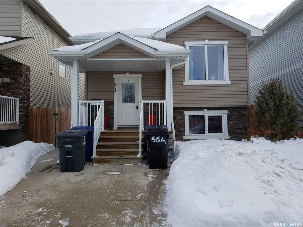 Main Photo: 415 Geary Crescent in Saskatoon: Hampton Village Residential for sale : MLS®# SK836192