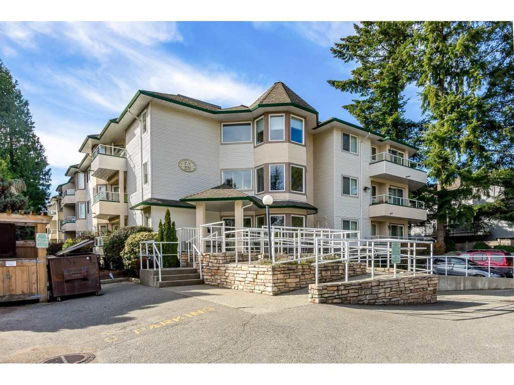 "Main Photo: 108 3063 IMMEL Street in Abbotsford: Abbotsford East Condo for sale in ""Clayburn Ridge"" : MLS®# R2527511"