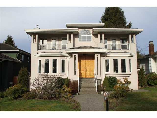 "Main Photo: 8557 11TH Avenue in Burnaby: The Crest House for sale in ""CARIBOO-CUMBERLAND"" (Burnaby East)  : MLS®# V885657"