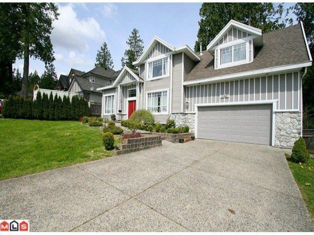 Main Photo: 15887 102B Avenue in Surrey: Guildford House for sale (North Surrey)  : MLS®# F1111321
