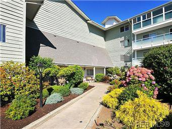 Main Photo: 111 1490 Garnet Rd in VICTORIA: SE Cedar Hill Condo for sale (Saanich East)  : MLS®# 575879