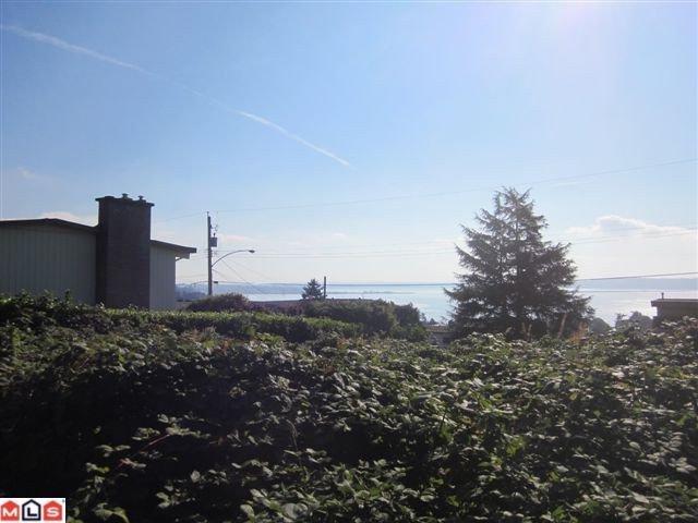 Main Photo: 15639 CLIFF Avenue: White Rock Land for sale (South Surrey White Rock)  : MLS®# F1124597