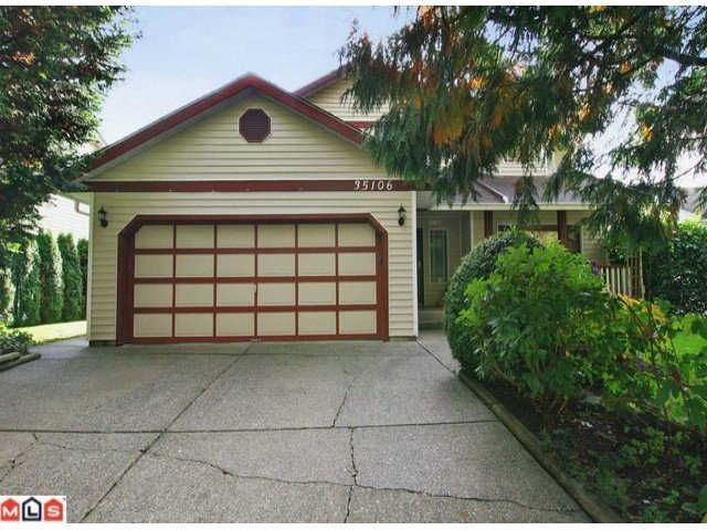 Main Photo: 35106 MT BLANCHARD Drive in Abbotsford: Abbotsford East House for sale : MLS®# F1126142