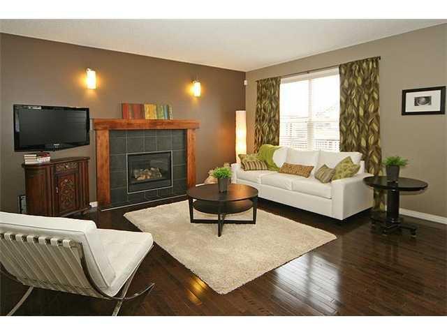 Main Photo: 107 ST MORITZ Terrace SW in CALGARY: Springbank Hill Residential Detached Single Family for sale (Calgary)  : MLS®# C3499965